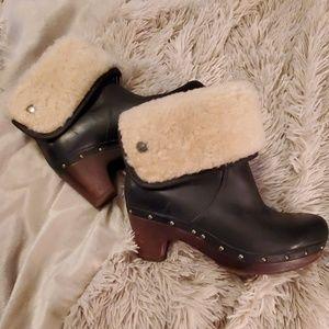 UGG Shoes - NWOT---UGG Lynnea clog boots